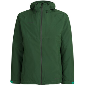 Mammut Convey 3in1 HS Hooded Jacket Men woods/deep emerald